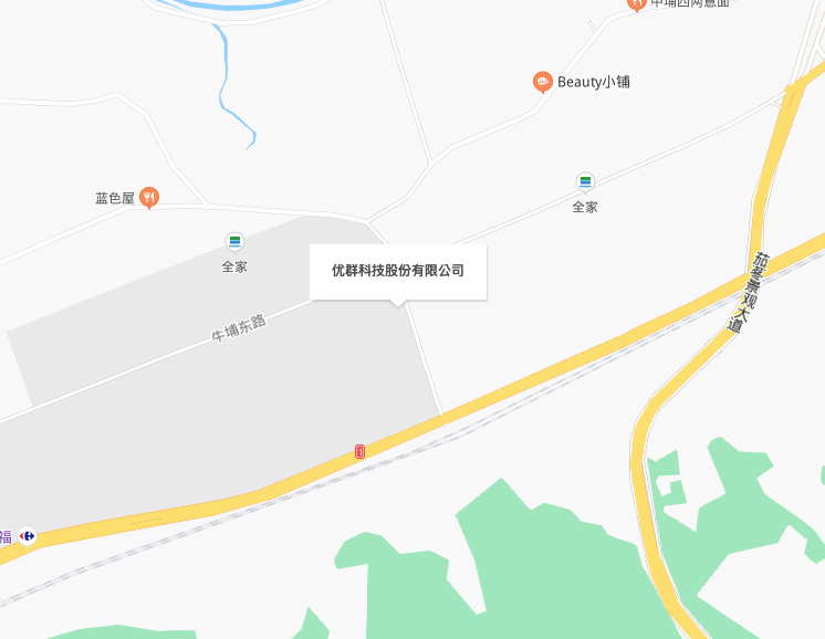 优群科技股份有限公司 - 总公司 & 台湾工厂